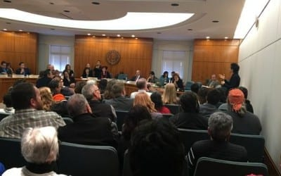 Paul Gessing's Testimony on the economic impacts of Medicaid expansion: Before the Health and Human Services Committee  New Mexico Legislature, Santa Fe