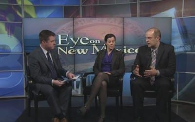 Eye On New Mexico: Talking About The Issues Facing The New Legislative Session for New Mexico