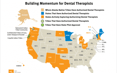 Experiences from Other States Show Merit of Dental Therapy