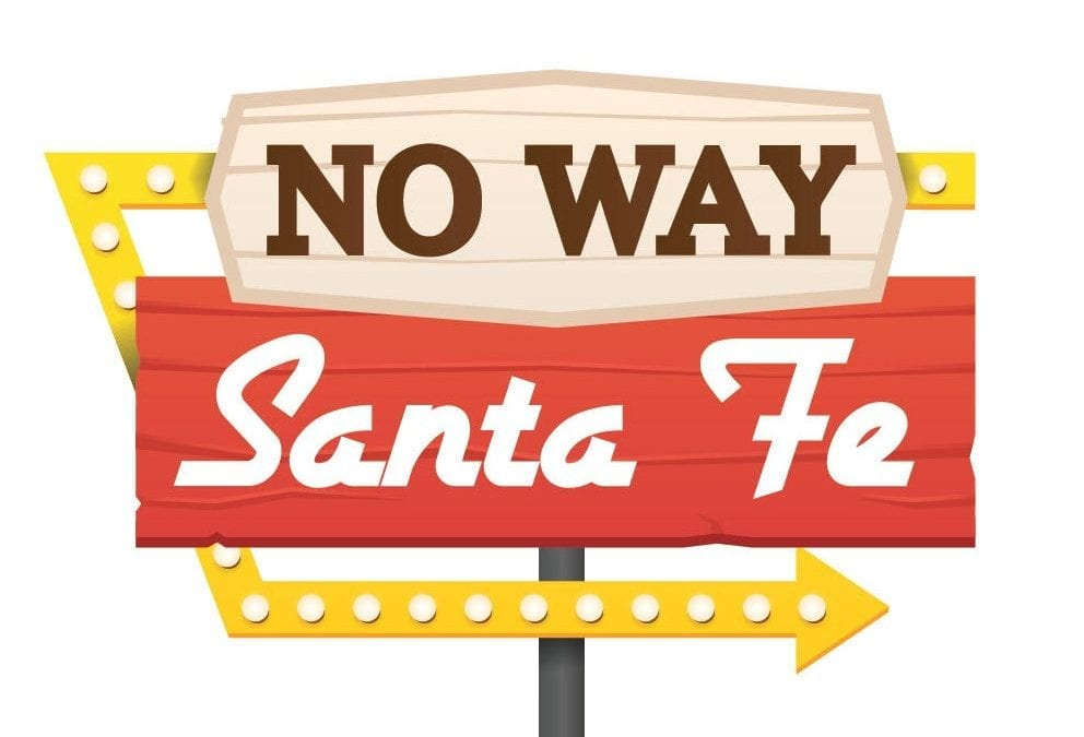 "Rio Grande Foundation Launches ""No Way Santa Fe"" Initiative to Raise Awareness of Damaging Beverage Taxes"