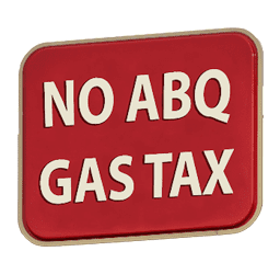 No need for City of Albuquerque Gas Tax