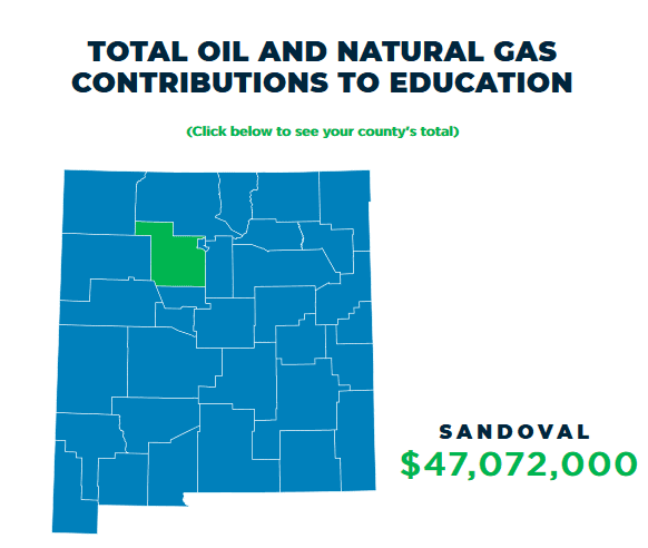 Oil and gas ordinance: another important battle in Sandoval County