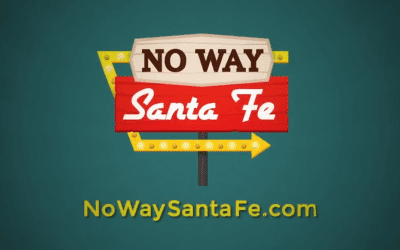 New video on donor disclosure highlights RGF Santa Fe lawsuit