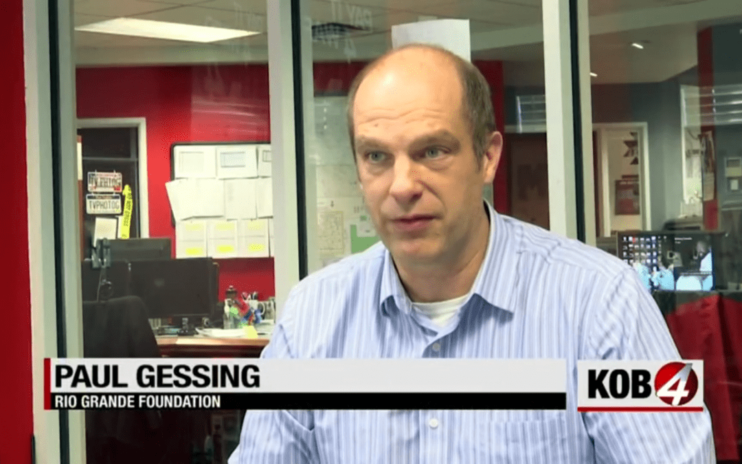 APS tax hike election concludes Tuesday: Gessing on KOB TV, the selfish pro-tax hike crowd