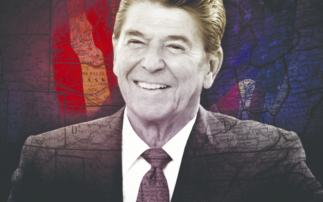 Reagan, the American President: Albuquerque Luncheon With Dr. Larry Schweikart on May 8th
